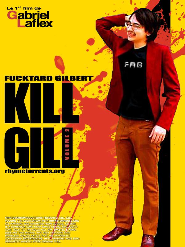 Kill Gill volume 2 Poster